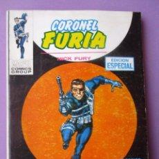 Cómics: CORONEL FURIA Nº 2 VERTICE VOLUMEN 1 ¡¡¡¡ BUEN ESTADO !!!!!. Lote 93399575