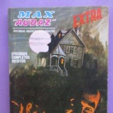 Cómics: MAX AUDAZ Nº 16 VERTICE TACO ¡¡¡¡ MUY BUEN ESTADO !!!!!. Lote 93713685
