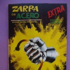 Cómics: ZARPA DE ACERO Nº 4 VERTICE TACO ¡¡¡¡ EXCELENTE ESTADO !!!!!. Lote 93714445