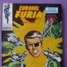Cómics: CORONEL FURIA Nº 14 VERTICE VOLUMEN 1 ¡¡¡¡ MUY BUEN ESTADO!!!!!. Lote 93716015