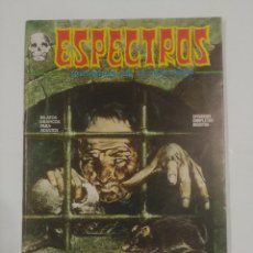 Cómics: ESPECTROS. Nº 9. ESPECTROS EN LA PRESA. HISTORIAS DE ULTRATUMBA RELATOS GRAFICOS PARA ADULTOS TDKC26. Lote 93793670