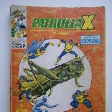 Cómics: PATRULLA X (X-MEN) Nº 11 LA PLAGA DEL LANGOSTA / VERTICE 1974. Lote 93974234