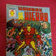 Cómics: HOMBRE DE HIERRO. Nº 7. VÉRTICE.. Lote 94078080