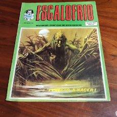 Cómics: ESCALOFRIO 48 MUY BUEN ESTADO VERTICE. Lote 94203285