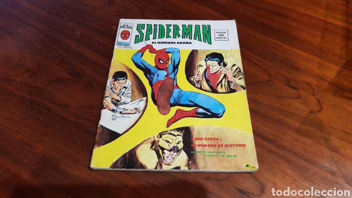 SPIDERMAN 5 VOL 2 MUY BUEN ESTADO VERTICE (Tebeos y Comics - Vértice - Otros)