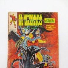 Cómics: EL HOMBRE DE HIERRO Nº20 - EL GEMIDO DEL DEMONIO.. Lote 94463218