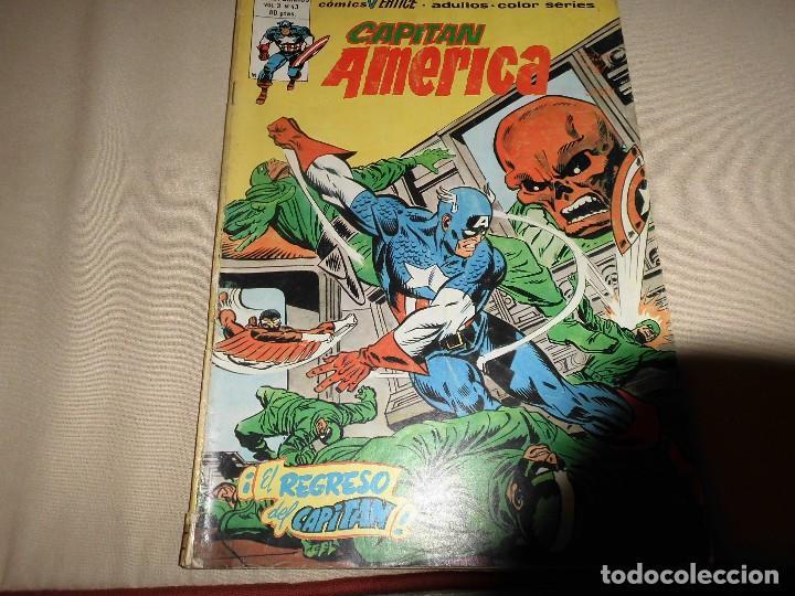 CAPITAN AMERICA V 3 Nº 43 MUNDI COMICS VERTICE (Tebeos y Comics - Vértice - Capitán América)