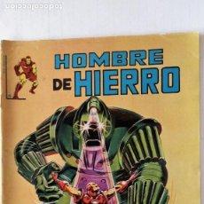 Cómics: HOMBRE DE HIERRO, Nº 4, EL DESAFIO. Lote 94538755