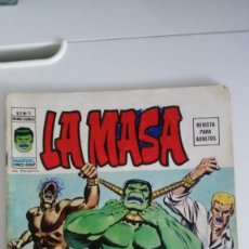 Cómics: LA MASA VERTICE V2 Nº5. Lote 94583371
