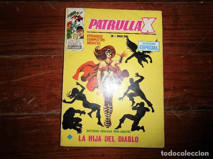 PATRULLA X Nº 22 VERTICE V 1 VOL 1 (Tebeos y Comics - Vértice - Patrulla X)