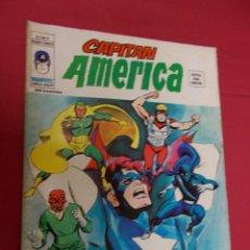 Comics: CAPITÁN AMÉRICA. VOL 3. Nº 9. VERTICE.. Lote 94763219
