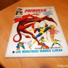 Cómics: PATRULLA X V.1 Nº 28 MUY BUEN ESTADO. Lote 94775619