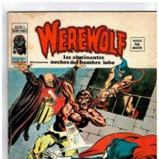 Comics: WEREWOLF V.2 Nº 14. Lote 95075299