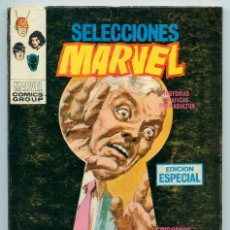 Cómics: SELECCIONES MARVEL - Nº 6 - RELATOS TENEBROSOS - ED. VERTICE - 1970. Lote 95076527