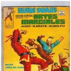 Cómics: RELATOS SALVAJES -ARTES MARCIALES- Nº 3. Lote 95076715