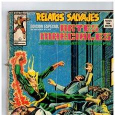 Cómics: RELATOS SALVAJES -ARTES MARCIALES- Nº 6. Lote 95077883