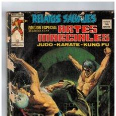 Cómics: RELATOS SALVAJES -ARTES MARCIALES- Nº 14. Lote 95078263