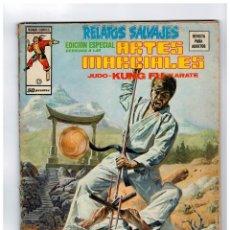 Cómics: RELATOS SALVAJES -ARTES MARCIALES- Nº 25. Lote 95078551