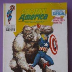 Cómics: CAPITAN AMERICA Nº 17 VERTICE VOLUMEN 1 ¡¡¡BUEN ESTADO!!!!. Lote 95084891
