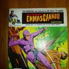 Cómics: THE PHANTOM = EL HOMBRE ENMASCARADO. Nº 15. Lote 95152991