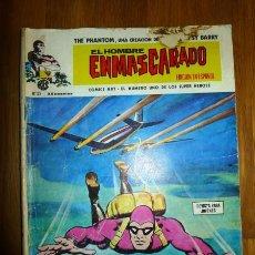 Cómics: THE PHANTOM = EL HOMBRE ENMASCARADO. Nº 25. Lote 95153043