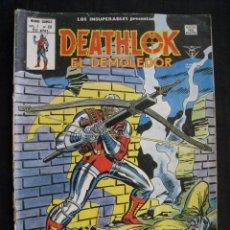 Fumetti: DEATHLOK - VOL. 1 - Nº 28 - EDICIONES VERTICE.. Lote 95283427