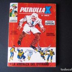 Cómics: PATRULLA X Nº5 ( EDICIONES VÉRTICE,1970 ). Lote 95349671