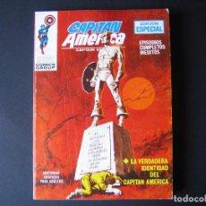 Cómics: CAPITAN AMERICA Nº5 ( EDICIONES VÉRTICE, 1970 ). Lote 95349983