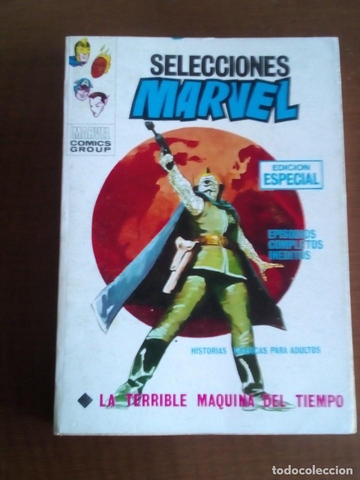 Cómics: SELECCIONES MARVEL N 1 AL 23 COMPLETA - Foto 11 - 95387299