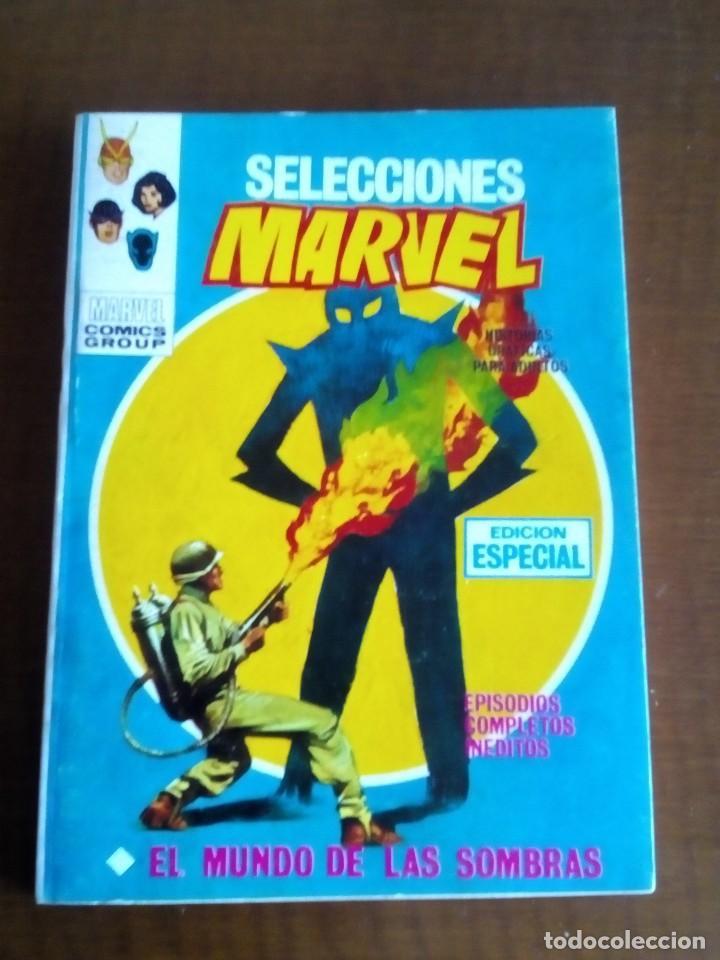 Cómics: SELECCIONES MARVEL N 1 AL 23 COMPLETA - Foto 15 - 95387299