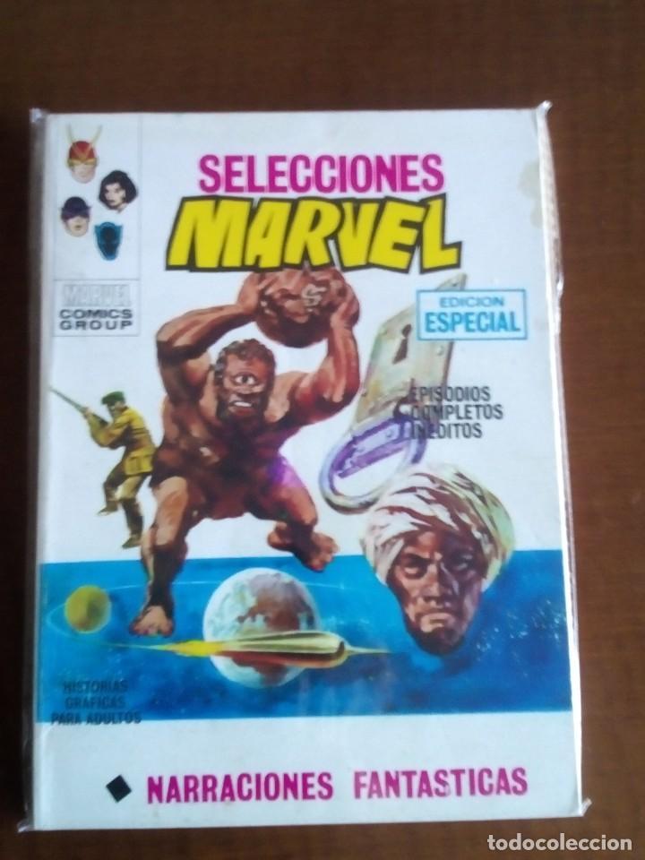 Cómics: SELECCIONES MARVEL N 1 AL 23 COMPLETA - Foto 17 - 95387299