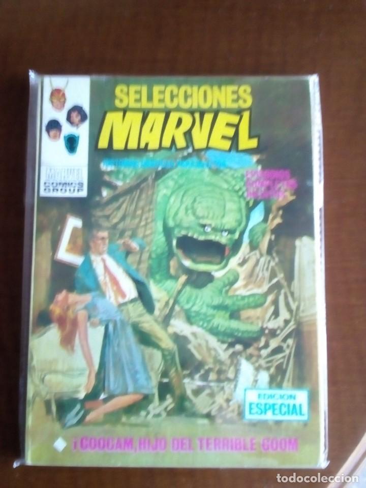 Cómics: SELECCIONES MARVEL N 1 AL 23 COMPLETA - Foto 25 - 95387299