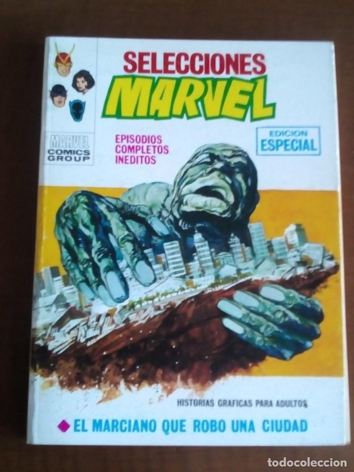 Cómics: SELECCIONES MARVEL N 1 AL 23 COMPLETA - Foto 37 - 95387299