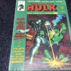 Cómics: THE RAMPAGING HULK - VOL 1 - Nº 12 ( VERTICE ). Lote 95411263