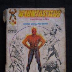 Cómics: LOS 4 FANTASTICOS - AVENTURAS DE LA ANTORCHA - Nº 1 - EDICION GIGANTE - VERTICE.. Lote 95478603