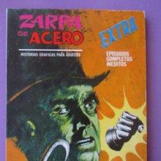 Cómics: ZARPA DE ACERO Nº 7 VERTICE TACO , ¡¡¡¡¡EXCELENTE ESTADO!!!!!!!!!!!. Lote 95494331