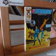 Cómics: LOS 4 FANTASTICOS Nº 7(TACO VERTICE). Lote 95557179