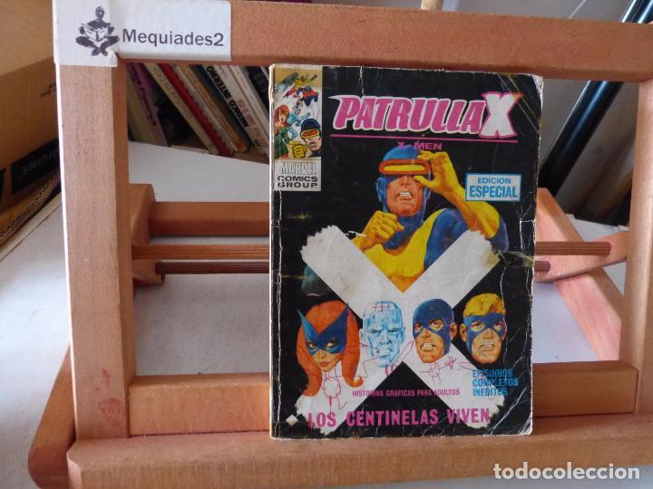 LA PATRULLA X Nº 27 (TACO VERTICE) (Tebeos y Comics - Vértice - V.1)