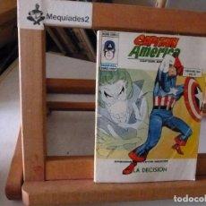 Cómics: CAPITAN AMERICA Nº 36 (TACO VERTICE). Lote 95557939