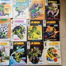 Cómics: LA MASA. THE INCREDIBLE HULK. EDICIONES VERTICE. MARVEL.. Lote 95592650
