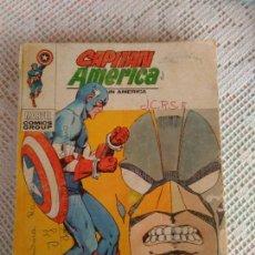 Cómics: **CAPITAN AMERICA, DE MARVEL CÒMICS GROUP, NO.35. Lote 128093203