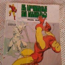 Cómics: **EL HOMBRE ENMASCARADO,---IRON MAN---NO.32**. Lote 128093368