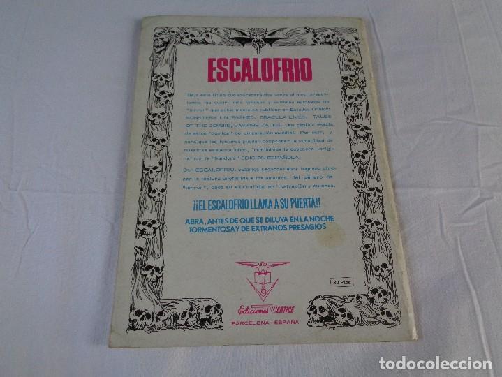 Cómics: ESCALOFRIO. Nº 3 --- MONSTERS UNLEASHED 1 ---EDICIONES VÉRTICE - Foto 3 - 95684115