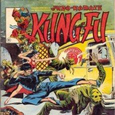 Cómics: KUNG-FU Nº9. SHANG-CHI. SURCO, 1976. Lote 95699787