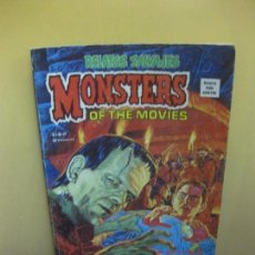 Cómics: RELATOS SALVAJES MONSTERS OF THE MOVIES. V.1 Nº 49. 1977.. Lote 95726995