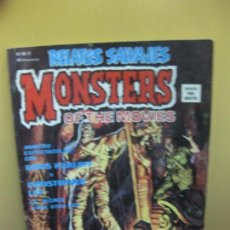 Cómics: RELATOS SALVAJES MONSTERS OF THE MOVIES. V.1 Nº 20. 1975.. Lote 95727051