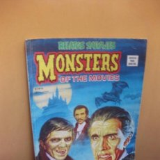 Cómics: RELATOS SALVAJES MONSTERS OF THE MOVIES. V.1 Nº 46. 1977.. Lote 95727095
