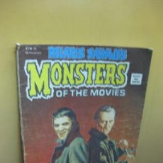 Cómics: RELATOS SALVAJES MONSTERS OF THE MOVIES. V.1 Nº 26. 1976.. Lote 95727151