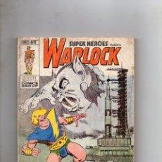 Cómics: COMIC VERTICE SUPER HEROES VOL1 Nº 5 (USADO LEER). Lote 95744955
