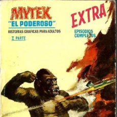 Cómics: MYTEK EL PODEROSO EXTRA Nº 2 - I PARTE - VERTICE V.1 - 176 PAGINAS - MUY BIEN CONSERVADO . Lote 95754375